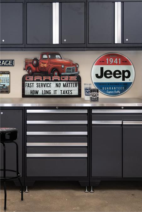 Pop Classics Garage Image