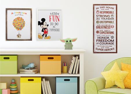 Pop Classics Kids Room Image